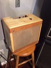 """Woodie Champ with 8"""" Celestion"""